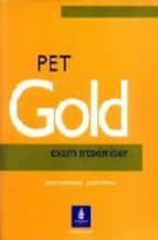 9780582529267: PET Gold Exam Maximiser: No Key
