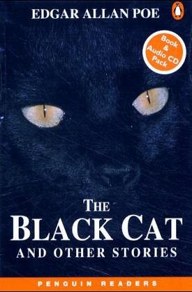 9780582529366: Black Cat & Other Stories Book & CD Pack (Penguin Readers (Graded Readers))