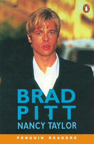 9780582529465: Penguin Reader Level 2: Brad Pitt: Book and Audio CD (Penguin Readers (Graded Readers))