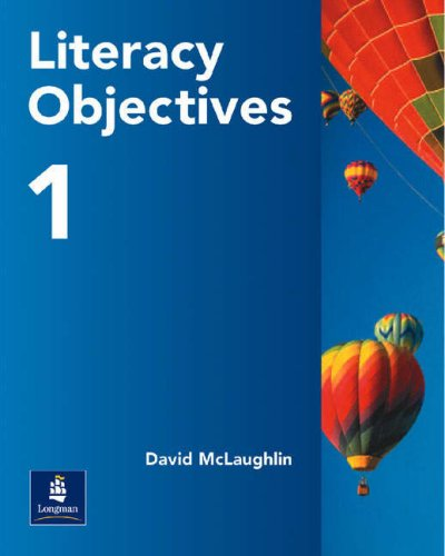 9780582529878: Literacy Objectives: Teacher's File 1