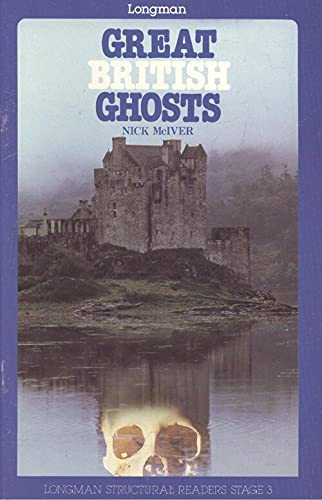 9780582530430: LSR3: Great British Ghosts Stage 3 (Longman Readers)