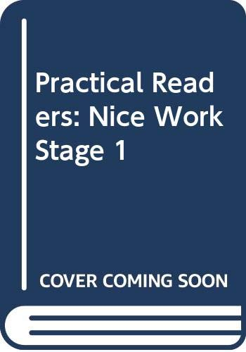 Practical Readers: Nice Work Stage 1 (9780582531031) by Thornley, G C