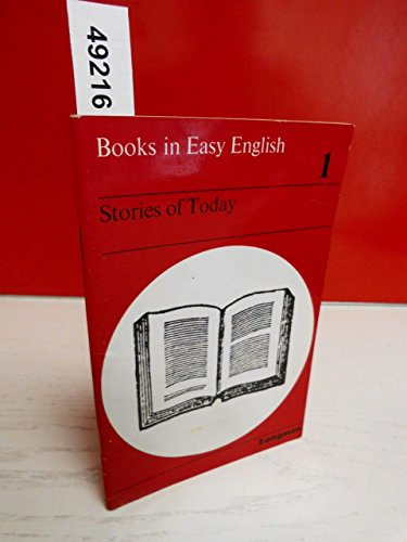 9780582531505: Stories of Today (Pleasant Books in Easy English)