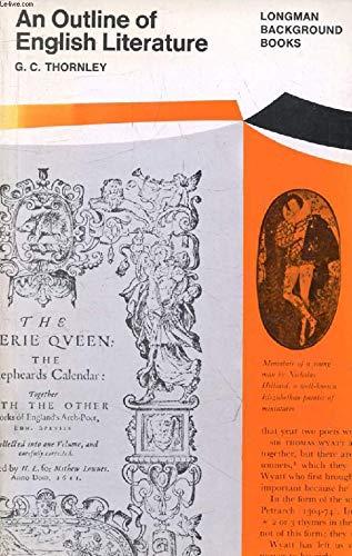 9780582532212: Outline of English Literature (Longman Background Books)