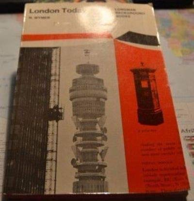 London Today (Longman Background Books) (0582532256) by Wymer, Norman
