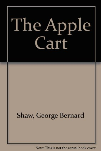 9780582532755: The Apple Cart