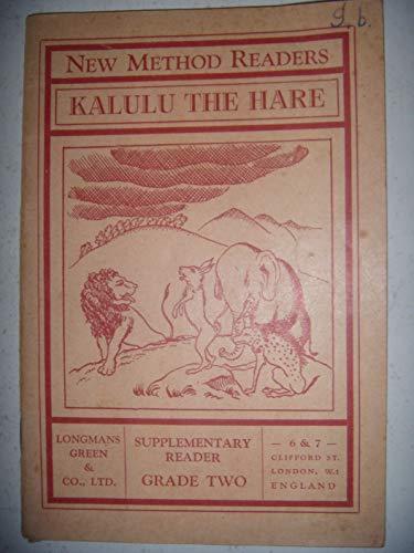 Kalulu the Hare (New Method Supplementary Reader,: Frank Worthington