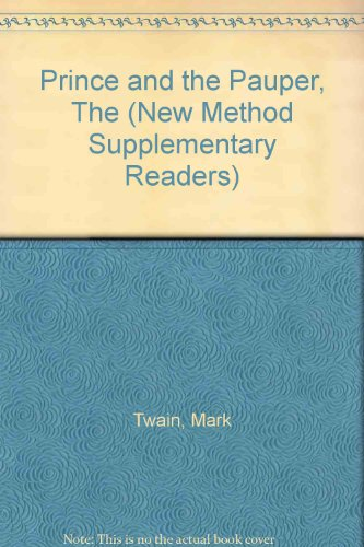 9780582534360: Prince and the Pauper, The (New Method Supplementary Readers)