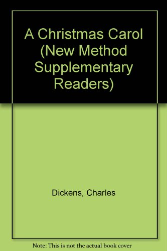 9780582534902: Christmas Carol and Cricket on the Hearth (New Method Supplementary Readers)