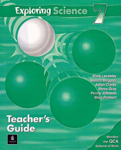9780582535664: Exploring Science: Teacher's Guide Year 7