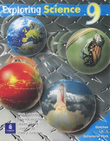 9780582535701: Exploring Science: Year 9: Pupils Book: QCA Edition
