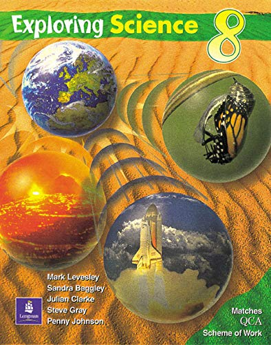 9780582535718: Exploring Science QCA Pupils Book Year 8 Second Edition Paper