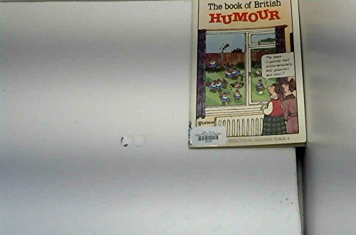9780582536951: The Book of British Humour: Stage 4