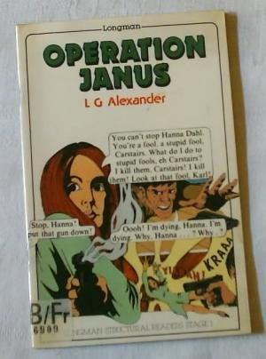 9780582537132: Operation Janus (Structural Readers)