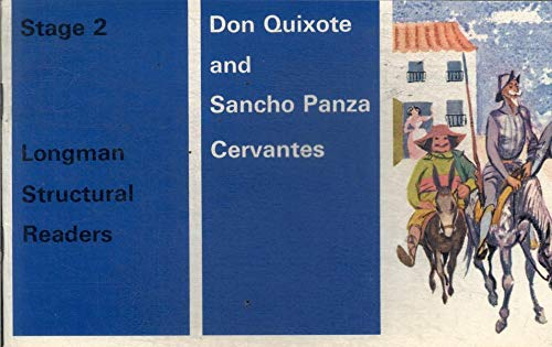 Don Quixote and Sancho Panza (Structural Readers): Cervantes Saavedra, Miguel