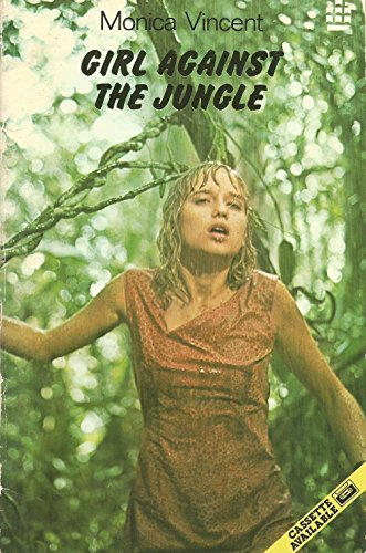 9780582537293: Girl Against the Jungle (Structural Readers)