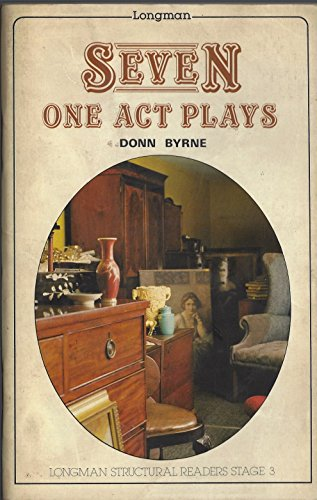 9780582537378: Seven one act Plays