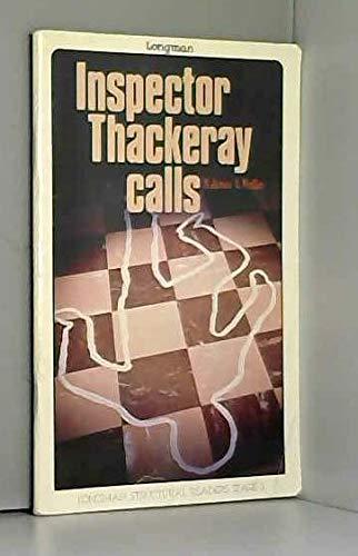 Inspector Thackeray Calls (Structural Readers): Kenneth James; Lloyd