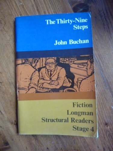 9780582537521: The Thirty-nine Steps (Structural Readers)