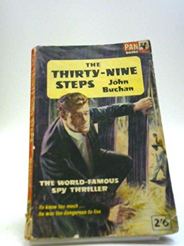 The Thirty-Nine Steps : Longman Structural Readers,: Buchan, John