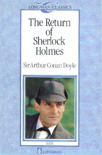 9780582541559: The Return of Sherlock Holmes (Longman Classics, Stage 3)