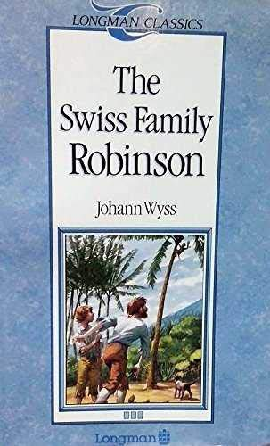 9780582541573: Swiss Family Robinson, Stage 3