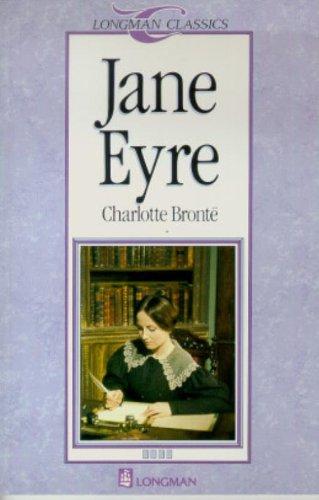 9780582541610: Jane Eyre (Longman Classics, Stage 4)