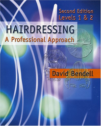 9780582542587: Hairdressing Levels 1 & 2: A Professional Approach