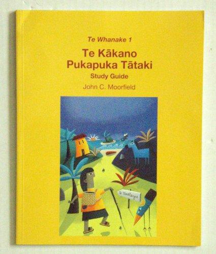 9780582545458: Te Kakano: Study Guide (Te Whanake S.)