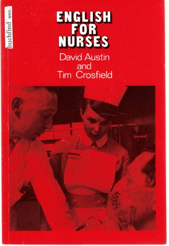 9780582550193: English for Nurses