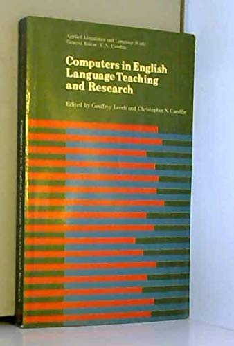 Computers in English Language Teaching and Research:
