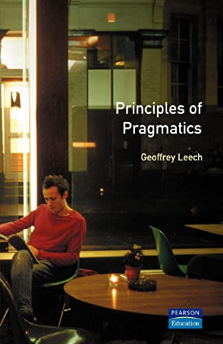 9780582551107: Principles of Pragmatics (Longman Linguistics Library)