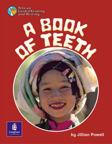 9780582551206: A Book of Teeth Year 3 (PELICAN GUIDED READING & WRITING)