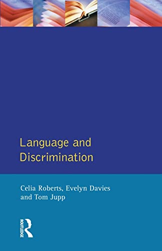 9780582552654: Language and Discrimination (Applied Linguistics and Language Study)