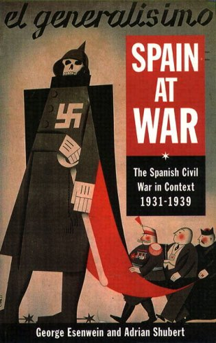 9780582552722: Spain at War: The Spanish Civil War in Context 1931-1939