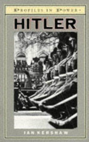 9780582552777: Hitler (Profiles in Power)