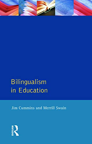 9780582553804: Bilingualism in Education: Aspects of theory, research and practice (Applied Linguistics and Language Study)