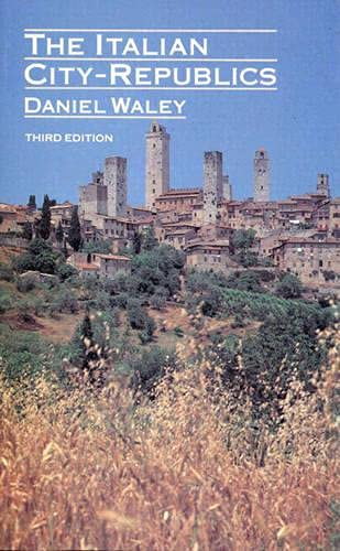 9780582553880: The Italian City Republics (3rd Edition)