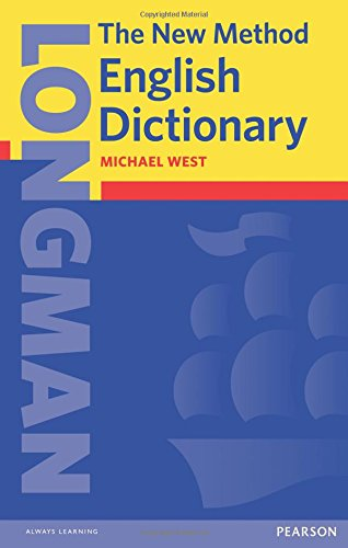 The New Method English Dictionary (9780582555228) by Michael Philip West