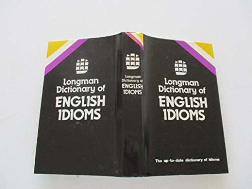 9780582555242: Longman Dictionary of English Idioms
