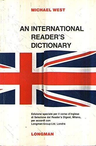 9780582556171: An international reader's dictionary