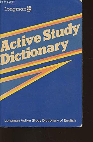 Longman Active Study Dictionary of English [Oct