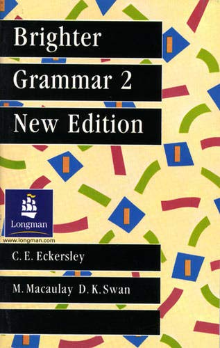9780582558960: Brighter Grammar Book 2. New Edition: Bk. 2