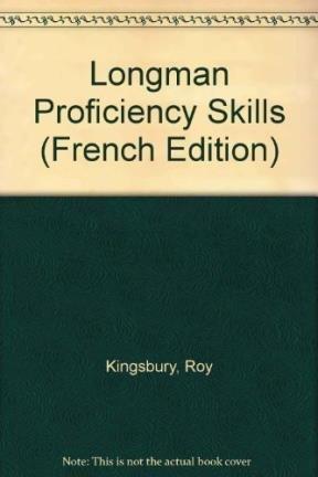 9780582559387: PROFICIENCY SKILLS 3E