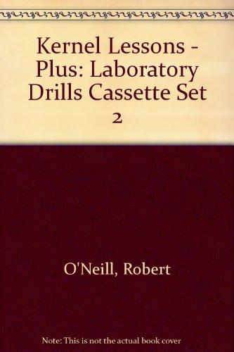 9780582569799: Kernel Lessons - Plus: Laboratory Drills Cassette Set 2