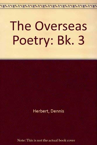 9780582581234: The Overseas Poetry: Bk. 3