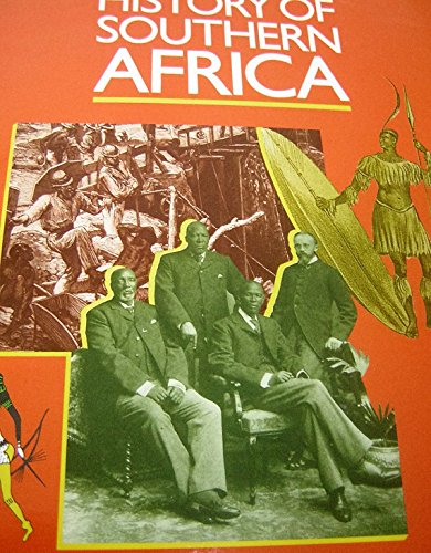 9780582585218: History of Southern Africa