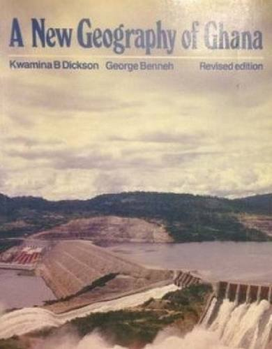 9780582585324: A New Geography of Ghana