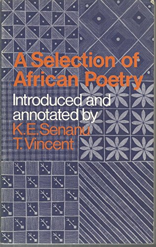 9780582601413: Selection of African Poetry