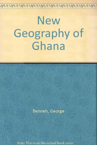9780582602694: New Geography of Ghana